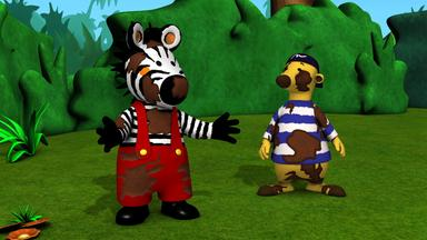 Zigby, Das Zebra - Zigby, Das Zebra: Zigby Und Der Sumpf