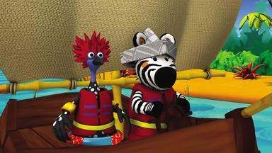 Zigby, Das Zebra - Zigby, Das Zebra: Zigby Und Die Mango