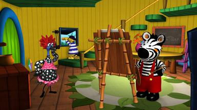 Zigby, Das Zebra - Zigby, Das Zebra: Zigby Und Die Neuen Hobbys