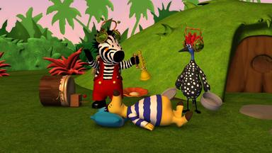 Zigby, Das Zebra - Zigby, Das Zebra: Zigby Und Die Schlafmütze