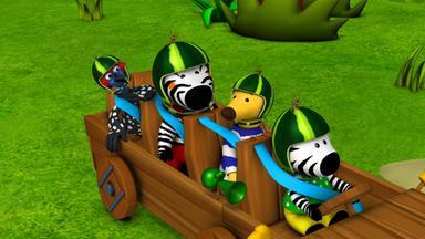 Zigby, Das Zebra - Zigby, Das Zebra: Zigby Und Die Seifenkiste