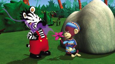 Zigby, Das Zebra - Zigby, Das Zebra: Zigby Und Wutzi