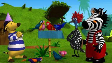 Zigby, Das Zebra - Zigby, Das Zebra: Zigbys Band