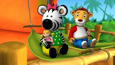 Zigby, Das Zebra - Zigby, Das Zebra: Zigbys Dinosaurierfieber