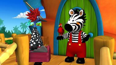 Zigby, Das Zebra - Zigby, Das Zebra: Zigbys Echo