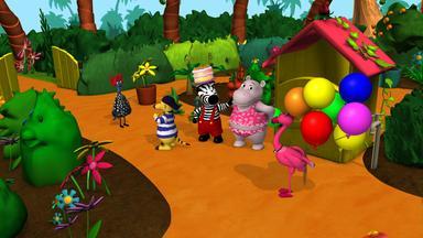 Zigby, Das Zebra - Zigby, Das Zebra: Zigbys Gaststätte