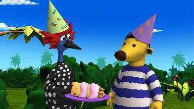 Zigby, Das Zebra - Zigby, Das Zebra: Zigbys Geburtstagsüberraschung