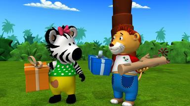 Zigby, Das Zebra - Zigby, Das Zebra: Zigbys Geschenketag