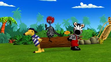 Zigby, Das Zebra - Zigby, Das Zebra: Zigbys Müllmannspiel