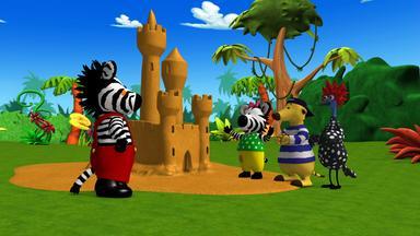 Zigby, Das Zebra - Zigby, Das Zebra: Zigbys Schlaflose Nacht