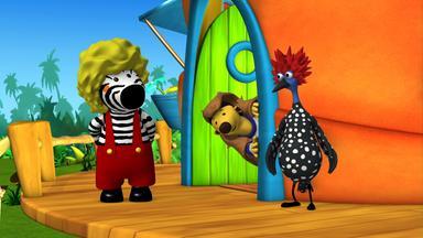 Zigby, Das Zebra - Zigby, Das Zebra: Zigbys Sternschnuppe
