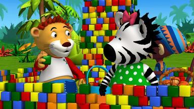 Zigby, Das Zebra - Zigby, Das Zebra: Zigbys Tauschtag