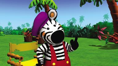 Zigby, Das Zebra - Zigby, Das Zebra: Zigbys Theaterstück