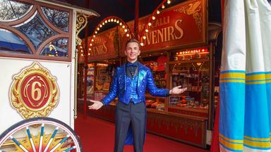 Pur+ - Das Entdeckermagazin Mit Eric Mayer - Pur+ Zirkus - Countdown Bis Zum Auftritt