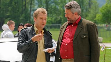 Die Rosenheim-cops - Die Rosenheim-cops: Zu Tode Gesteigert